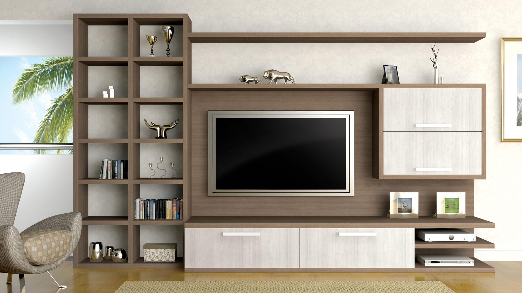 10 Dicas Para Escolher M Veis Para Ambientes Reduzidos Bella Casa  -> Sala Moveis Planejado